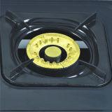 Fornello di gas laminato a freddo colori neri dello strato Jp-Gc203t