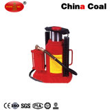 Vehículo del carbón de China que coloca la botella hidráulica Gato