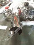 Овальный стальной трубы 316L