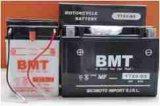 La batteria 12V 4ah del motociclo asciuga la batteria caricata del motore
