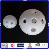 サイズおよび重量のPickleballの公式の球