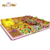 Подгонянное самое дешевое Multicolors Крытая спортивная площадка детей