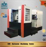 Centro fazendo à máquina horizontal do CNC da tabela H100 de China 2