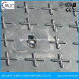 coperchio di botola rotondo della maniglia della resina SMC di 900mm