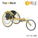 ألومنيوم رياضة يدويّة يتسابق كرسيّ ذو عجلات لأنّ يعجز سرعة ملك