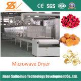 고속 버섯과 Agaric 마이크로파 건조 및 살균 기계