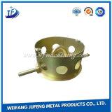 Kupfernes CNC-Metall, das Teile für Bewegungsshell stempelt