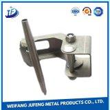 Edelstahl-Metalltiefziehen, das Andruckleiste mit Puder-Beschichtung-Service stempelt