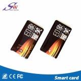 Soorten Kaart RFID van de Markering Keychain T5577 van de Vorm RFID de Epoxy