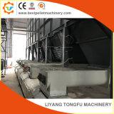 Fabricante serradura de alimentação de biomassa da casca de arroz de Pelotização