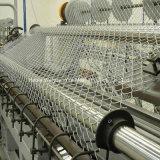 4 Сетка безопасности ПВХ покрытие оцинкованной звено цепи сетки ограждения расходные материалы