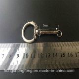공장 공급 승진 금속 뱀 Keychain