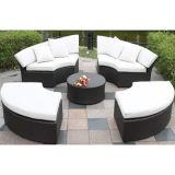 現代デザインPEの藤の家具(WS-06035)