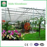 De Serre van het Glas van het Type van Venlo voor de Tuin van het Sightseeing van de Landbouw
