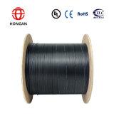 Caída de la cinta de fibra óptica FTTH Cable para el cableado exterior