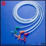 Materiale medico a gettare Ce/FDA/ISO13485 del tubo di Nasogastric 8fr~16fr Pur