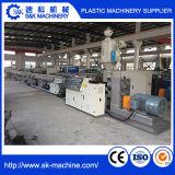 Máquina de tubo de plástico HDPE / PP / PPR