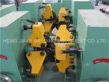 Automatische Rebar van Koude Rolling van de Draad van het Staal Machine