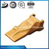 Round Steel Precision Casting bend Teeth for Agricultural Machinery