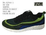 Twee Schoenen van de Sport van Comfor Flyknit van de Schoenen van Verfhandelaars