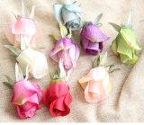 ホーム結婚式の装飾のための絹から成っている人工花