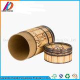 Biodegradable recomendado caliente cartón redondo Vaso de tubo de papel Kraft