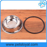 Factory Wholesale Stainless Steel Pet Dog Bowl Pet Accessories