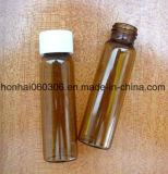 3ml faits sur commande vident la bouteille en verre de parfum avec le pulvérisateur