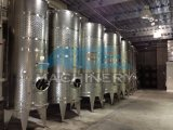 Fermenteur conique de pression normale, cuve de fermentation du vin 50-10000L