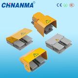 IP66 15A250V imprägniern einzelnen Fuss-Schalter-Hochleistungsfuss-Schalter