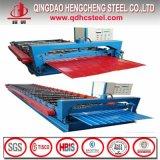 Покрынный цветом Prepainted Corrugated стальной лист толя