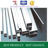 Tubo rettangolare dell'acciaio inossidabile di ASTM A554