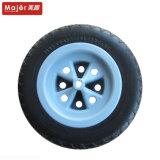 Brouette libre pneu plat 7X2 en mousse PU brouette de roue