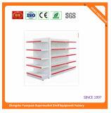 Einseitiges Rückplatten-Supermarkt-Regal T34