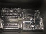 Прозрачный ПЭТ упаковки, в блистерной упаковке Clear Custom крышка лотка для упаковки