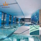 Mattonelle della piscina delle mattonelle di vetro di mosaico di vetro di mosaico (SOD55)