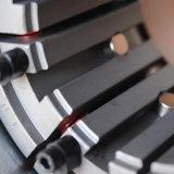 Operar facilmente a máquina de friso da mangueira hidráulica relativa à promoção do silicone de 12 tensões