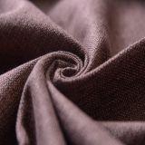 Tela de Upholstery de linho do sofá de Chocolater