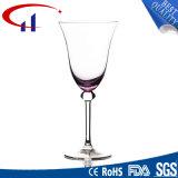 Alto calice di vetro libero di nuovo disegno (CHG8028)
