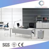Moderne Büro-Computer-Tisch-Melamin-Möbel-Executivschreibtisch (CAS-MD1847)