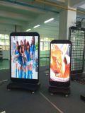 최신 판매 P5 옥외 광고 LED 토템