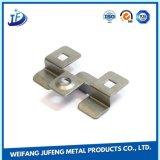 Hoja de metal no estándar del OEM que estampa partes con la soldadura y el corte