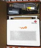 FTTH ONU Huawei Hg8347r Epon Ont China Unicom Versión 1GE+3Fe+1 potes+WiFi inglés Firmware Epon ONU HG8347r
