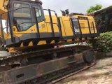 A esteira rolante hidráulica usou a máquina escavadora KOMATSU PC1250 da mineração feita em Japão