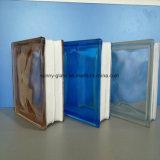 Het groene Kleurrijke Blok van het Glas van de Muur