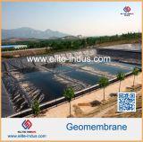 Environmental Protection SanitationのためのスムーズなSurface HDPE Geomembrane