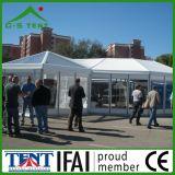 Outdoor Octagonal Garden Pagoda Tenda Canopy com Metal Waterproof 5X5m