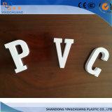 PVCレタリングのための自由な泡シートの使用