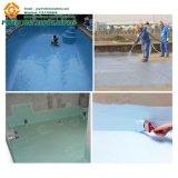 Environment-Friendly Water-Based dos parte pintura impermeable de poliuretano PU