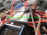 WPC perfila la máquina plástica